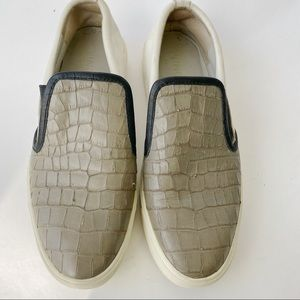 Vince Flat loafers in grey